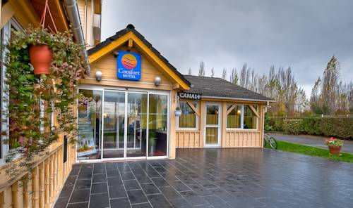 Comfort Hotel CDG Goussainville : Hotel near Bouqueval