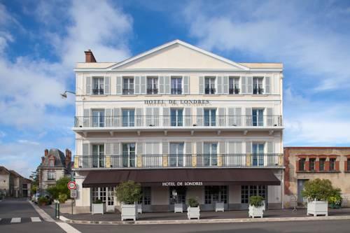 Hôtel de Londres : Hotel near Poligny