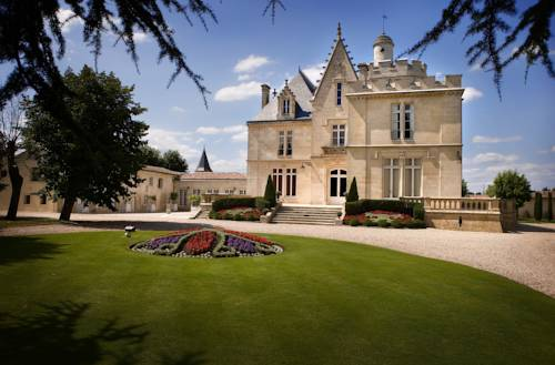 Château Pape Clément : Bed and Breakfast near Pessac