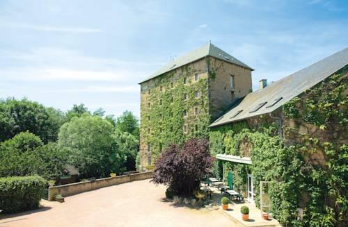 Auberge Du Moulin Marin : Hotel near Sorbier