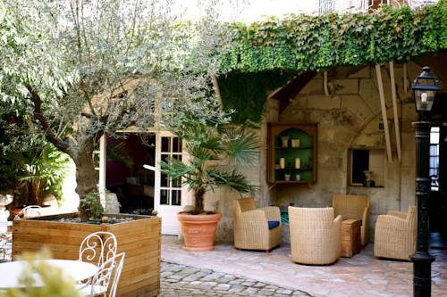 Le Patio & Spa : Guest accommodation near Saumur