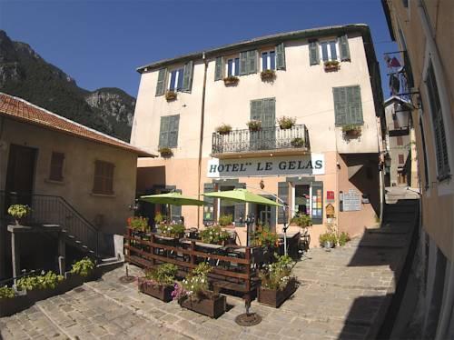 Hotel Le Gelas : Hotel near Roquebillière