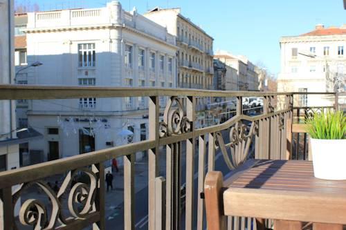 Appart - Résidence République : Apartment near Avignon