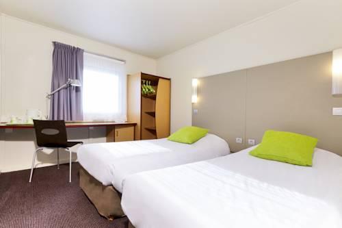 Campanile Paris Est - Porte de Bagnolet : Hotel near Bagnolet