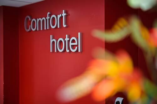 Comfort Hotel Champigny Sur Marne : Hotel near Saint-Maur-des-Fossés