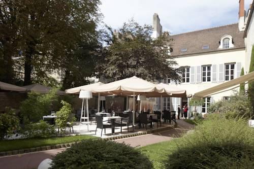 Hotel Philippe Le Bon, Châteaux & Hôtels Collection : Hotel near Dijon