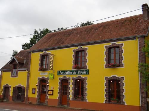 Auberge Les Vallees Du Perche : Hotel near Condeau
