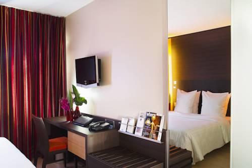 Oceania Paris Porte De Versailles : Hotel near Issy-les-Moulineaux