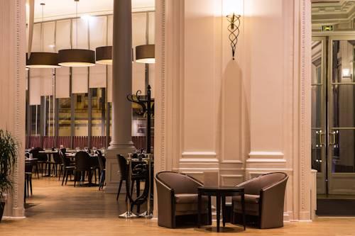 Mercure Lille Roubaix Grand Hôtel : Hotel near Tourcoing