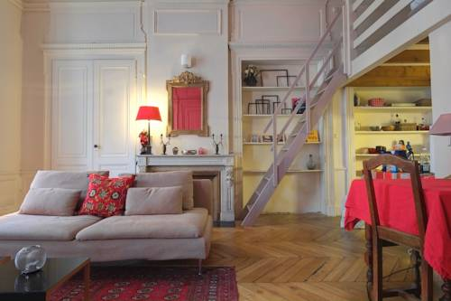 Appartements Hotel de Ville – Riva Lofts & Suites : Apartment near Lyon 1er Arrondissement