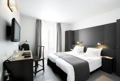 Pulitzer Paris : Hotel near Paris 9e Arrondissement