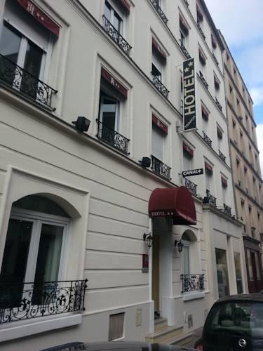 Hotel Rue Maurice Ravel Paris