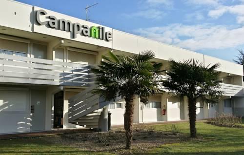 Campanile Lyon Nord - Ecully : Hotel near Tassin-la-Demi-Lune