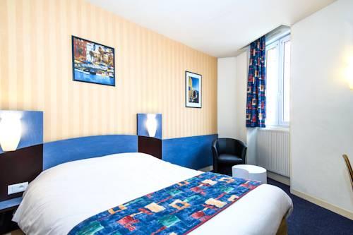 P'tit Dej Hôtel Bourges - Arcane : Hotel near Bourges