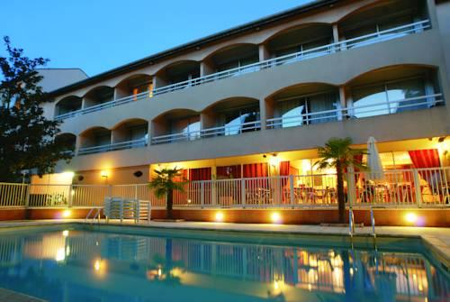 Hotel Pavillon de l'Ermitage : Hotel near Mauves