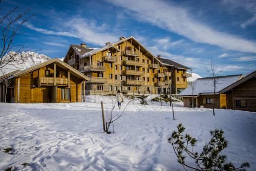 Residence Le Hameau du Puy : Guest accommodation near Saint-Étienne-en-Dévoluy