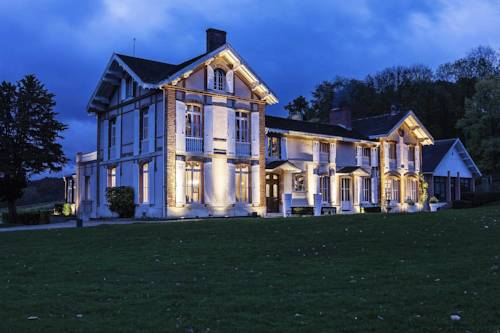 Domaine du Chalet : Bed and Breakfast near Ludes