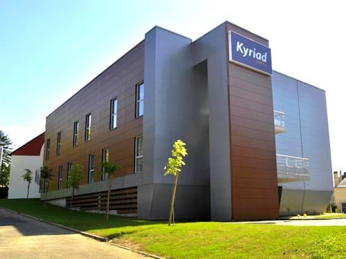 Kyriad Le Mans Est : Hotel near Le Mans