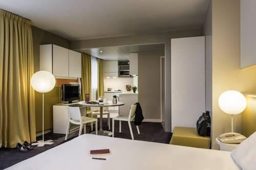 AppartHotel Mercure Paris Boulogne : Hotel near Issy-les-Moulineaux
