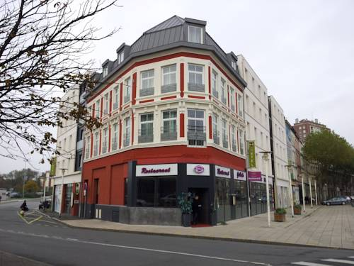B&B Hôtel Dunkerque Centre Gare : Hotel near Dunkerque