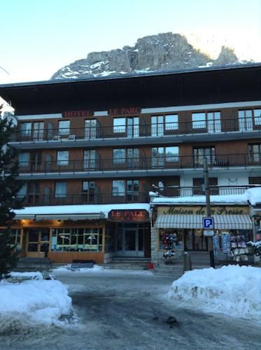 Hôtel Le Parc : Hotel near Val-d'Isère
