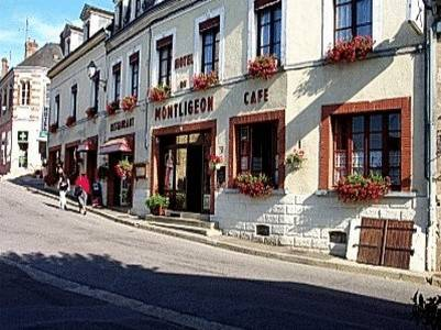 Logis Le Montligeon : Hotel near Autheuil