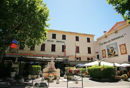 Logis Le Relais Imperial : Hotel near Caussols