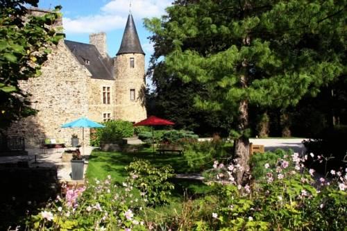 Château D'agneaux : Hotel near Pont-Hébert