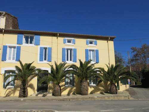 Maison des Palmiers : Bed and Breakfast near Agel
