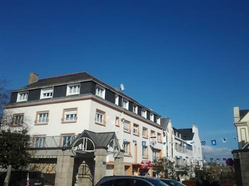 Brit Hotel des Halles : Hotel near Concarneau