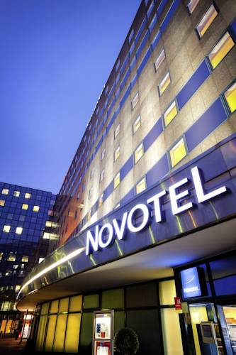 Novotel Marne La Vallee Noisy Le Grand : Hotel near Noisy-le-Grand