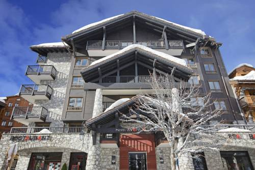 Hotel Avenue Lodge : Hotel near Val-d'Isère