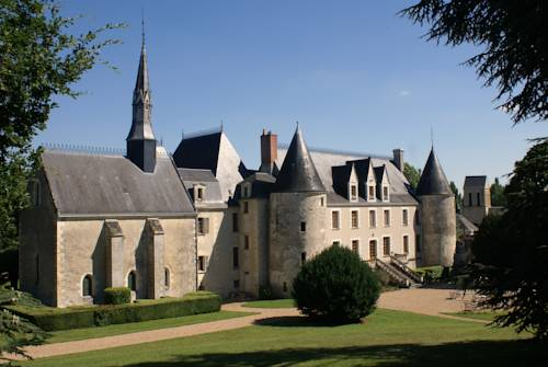 Le Chateau de Reignac : Hotel near Truyes