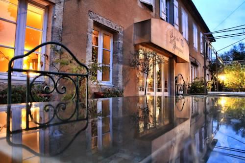 Hotel Terminus Figeac : Hotel near Capdenac-Gare