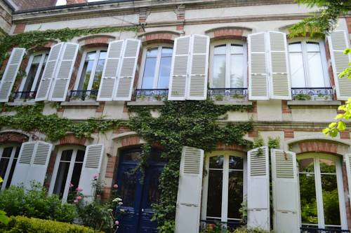 L'Embellie : Bed and Breakfast near Troyes