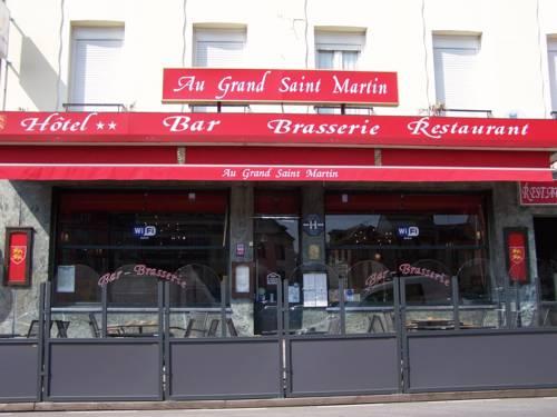 Au Grand Saint Martin : Hotel near Villez-sur-le-Neubourg