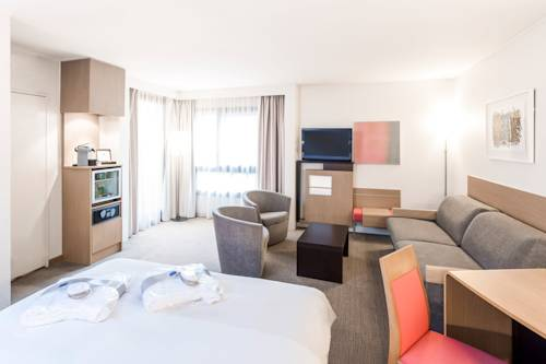 Novotel Lyon La Part Dieu : Hotel near Villeurbanne