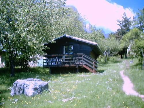Chalets du Vieux Frêne : Guest accommodation near Crolles