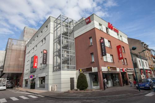 ibis Mulhouse Bâle Aéroport : Hotel near Rosenau