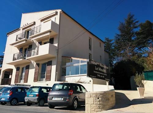 Le Moulin : Hotel near Gréoux-les-Bains
