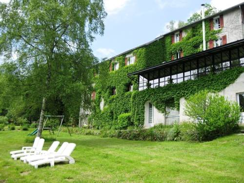 Les Grillons du Morvan : Hotel near Alligny-en-Morvan