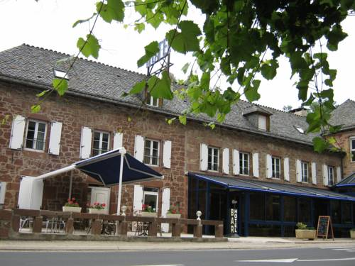 Les 2 Rives : Hotel near Saint-Saturnin