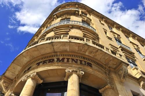 Hôtel du Soleil Le Terminus : Hotel near Carcassonne