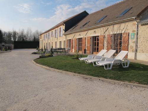 Au Domélia Provinois : Guest accommodation near Saint-Martin-du-Boschet
