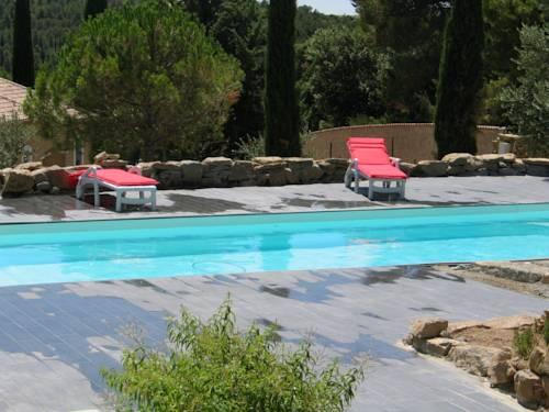 Les Romarins : Apartment near Aigues-Vives
