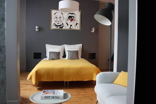 L'Art de Vivre Bed & Breakfast : Bed and Breakfast near Lille