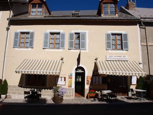 Auberge de L'Echauguette : Hotel near Réotier