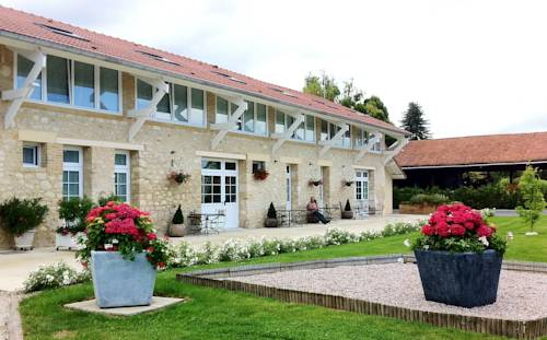 La Grange Champenoise : Bed and Breakfast near Château-Porcien