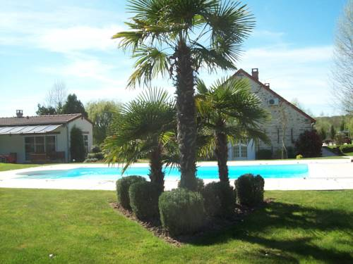 Le Feuilleret Bed & Breakfast : Bed and Breakfast near Saint-Chéron