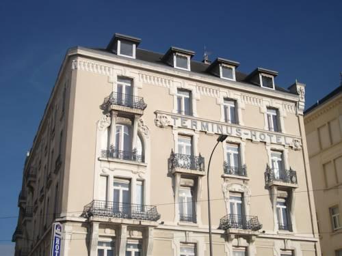 Best Western Terminus : Hotel near Fontaine